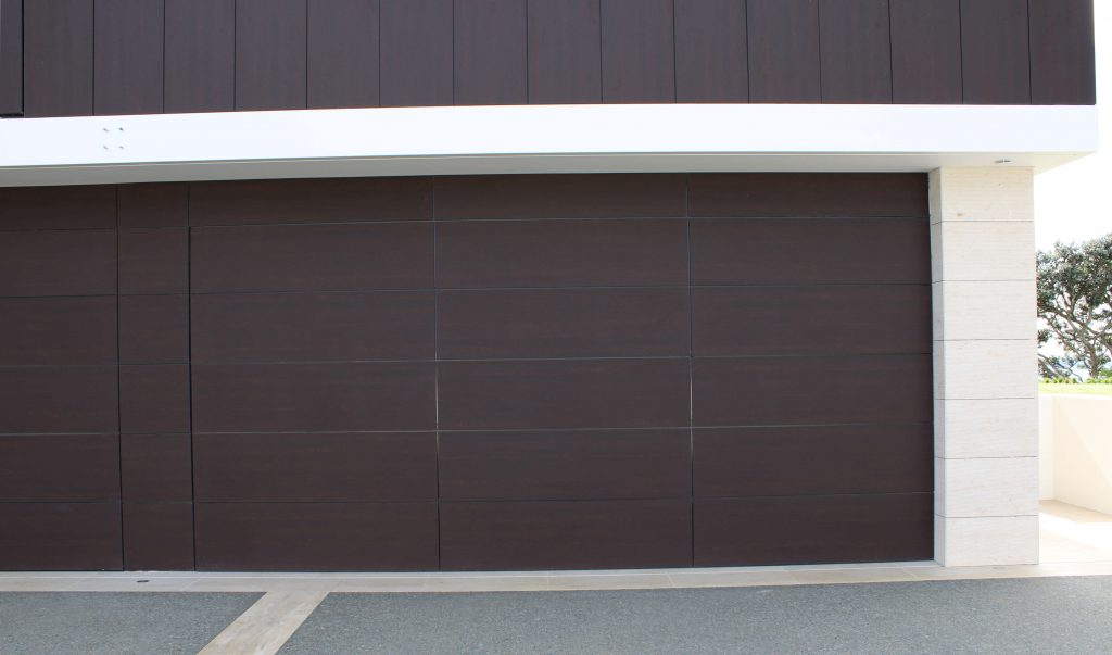 Flushmount & Invisible Garage Door | Prestige Doors & Gates